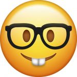 Geek Emojis for Facebook used to show emotions