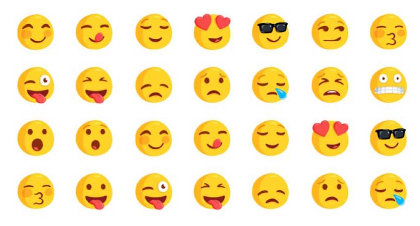 All Emojis for Facebook and other uses