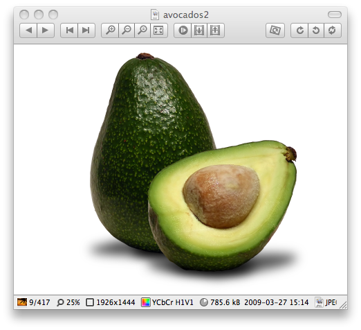 Xee – Super Fast Image Browsing